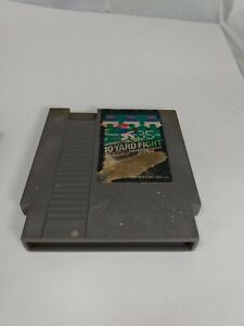 10 Yard Fight NES Original Nintendo GAME Tested + WORKING & Authentic 5 Screw