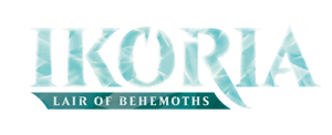 MTG Ikoria Lair of Behemoths NEW!! Complete set of Common /& Uncommon Cards