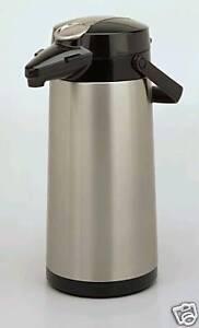 BONAMAT Airpot Furento 2,2 Liter - Glaseinsatz