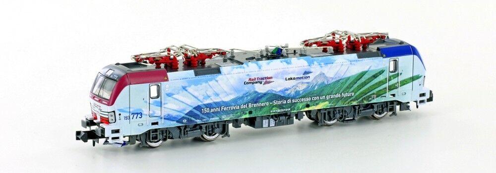 Hobbytrain 2993-1 S N Electric Locomotive Br193 Vectron 150 Years Brennerbahn