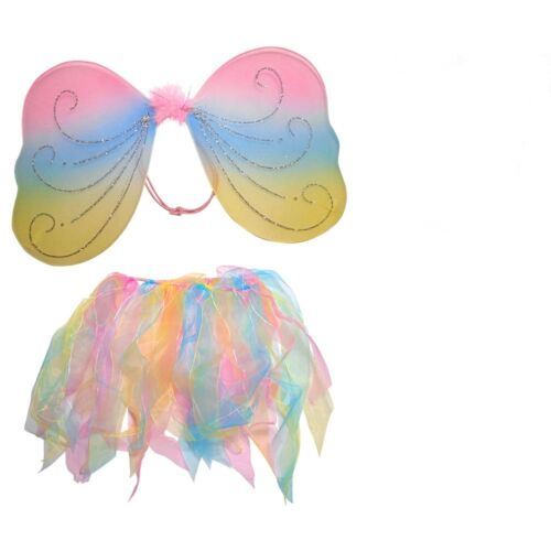 Rainbow FAJARDO e Tutu Set Per KID Girls Real Little Princess