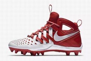 hot sale online ab3d8 5eb4a Image is loading 100-Nike-Men-s-Huarache-V-Lax-Lacrosse-
