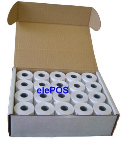 Thermal Rolls for Casio TE-4000 TE4000 TE-4000F TE4000F TE-4500 TE4500-20 Rolls