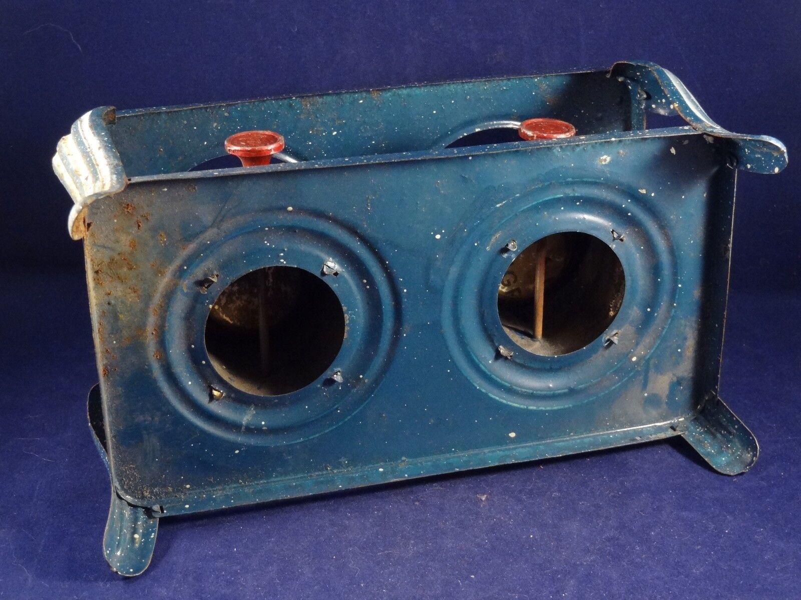 Ancien jouet feu cuisine gazinère gazinère gazinère cuisinière plaque réchaud enfants poupées PICO 879521
