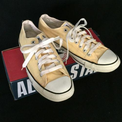 Vintage USA-MADE Converse All Star Chuck Taylor sh