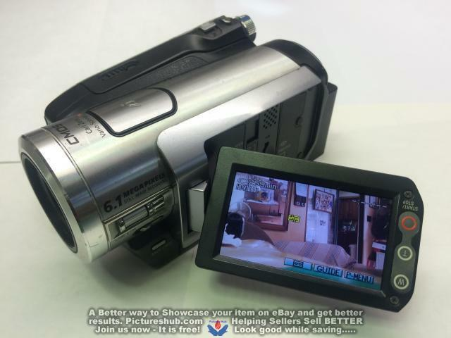 sony handycam hdr hc7 high definition mini dv flash media camcorder rh ebay com Sony Handycam Owner Manual Sony Handycam Digital 8 Camcorder