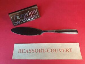 Couteau-Fish-19-8-cm-Navarre-Ravinet-D-Enfert-Beautiful-Condition-Metal-Silver