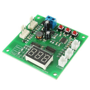 Details about Two Way Four Wire Heat Dissipation PWM Fan Temperature Speed  Controller Board