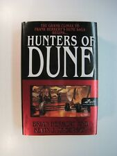 Dune: Hunters of Dune 4 by Brian Herbert and Kevin J. Anderson (2006, Hardcover)