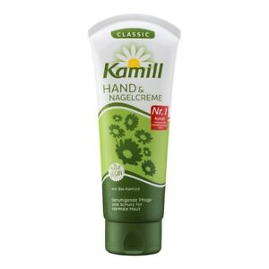 Details about kamill hand & nail cream classic 100ml