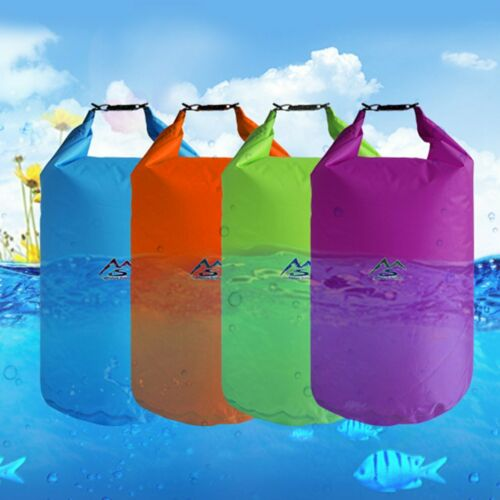 Outdoor Dry Waterproof Bag 5L Dry Bag Sack Waterproof Floating Dry Gear Bags oj