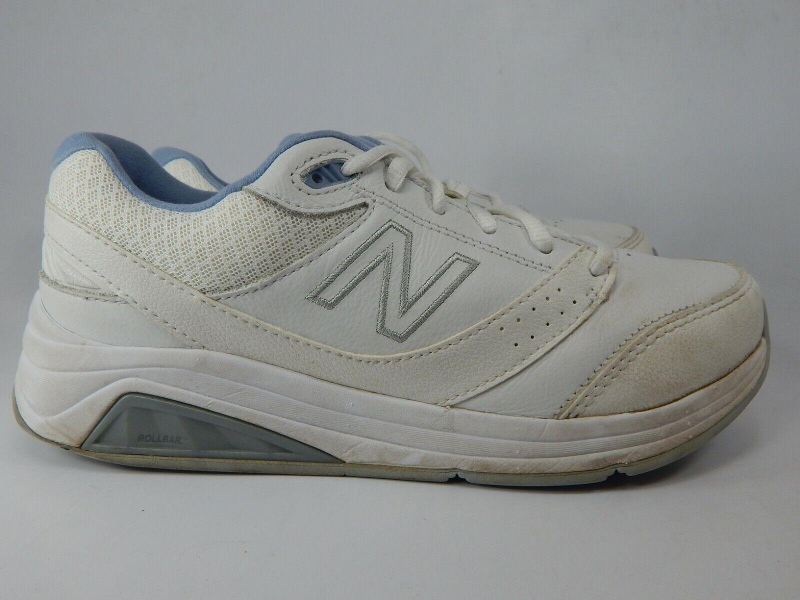 New Balance 928 v3 Talla US 7.5 M (B) Eu 38 Mujer Caminar Zapatos blancoo