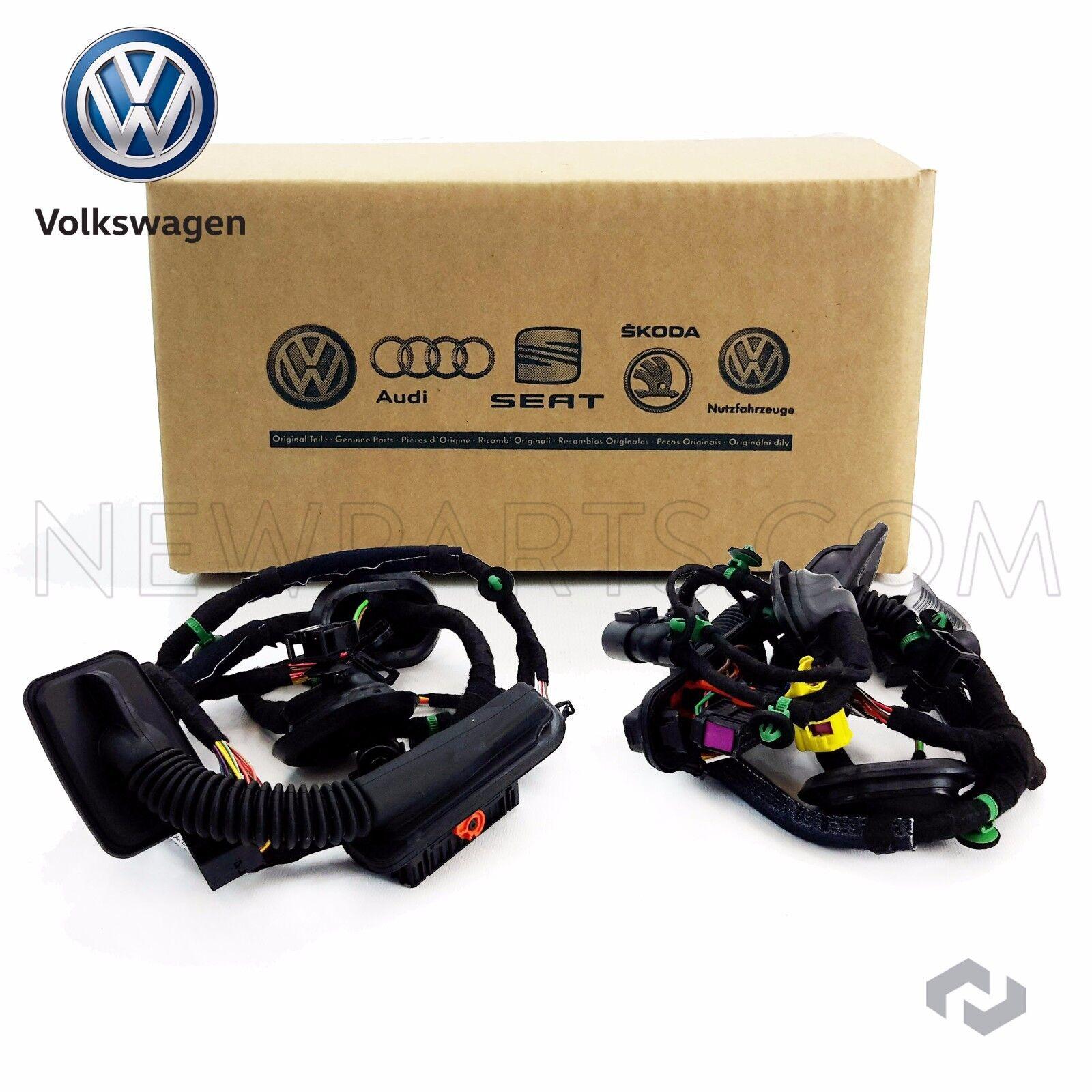Genuine Volkswagen Drivers Side Door Harness 1k5971120h Ebay 2014 Vw Jetta Wire Norton Secured Powered By Verisign