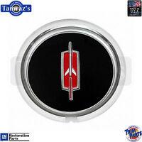 71-76 For Oldmobile Cutlass Sport Steering Wheel Center Horn Button Emblem