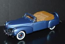 Franklin Mint 1/24 Die Cast Car 1941 Lincoln Continental Cabriolet Limited #7288