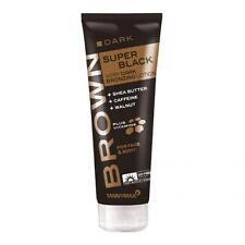 Tannymaxx Super Black Bronzer Very Dark Bronzing Face Body Tanning Lotion -125ml