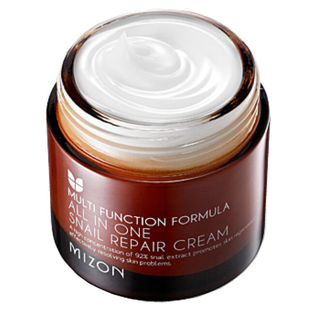 Mizon  All In One Snail Repair Cream 75g / Korea cosmetic /Skin care