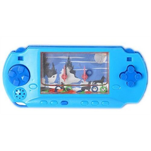 """Wolf Water Game Blue /""""Loup/"""""""