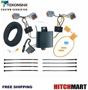 TEKONSHA-TRAILER-HITCH-TOW-WIRING-FOR-2014-2019-FORD-TRANSIT-CONNECT-118613