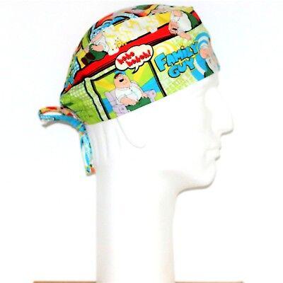 Family Guy Theme Scrub Hat