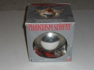 Phantasm-1-4-UK-Large-Sphere-DVD-Region-2-OOP-Complete-Great-Shape