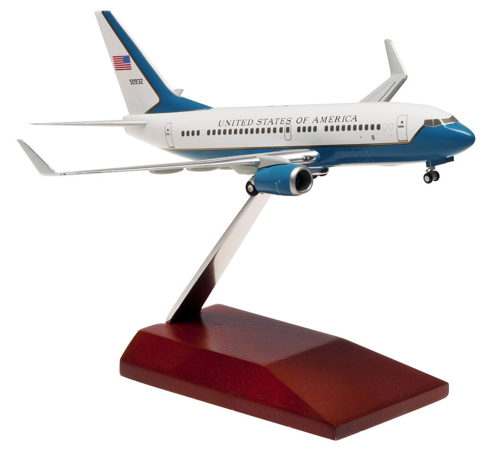 Air Force One-Boeing 737-700 - 1 200 - Hogan Wings 2049-Modèle d'avion b737