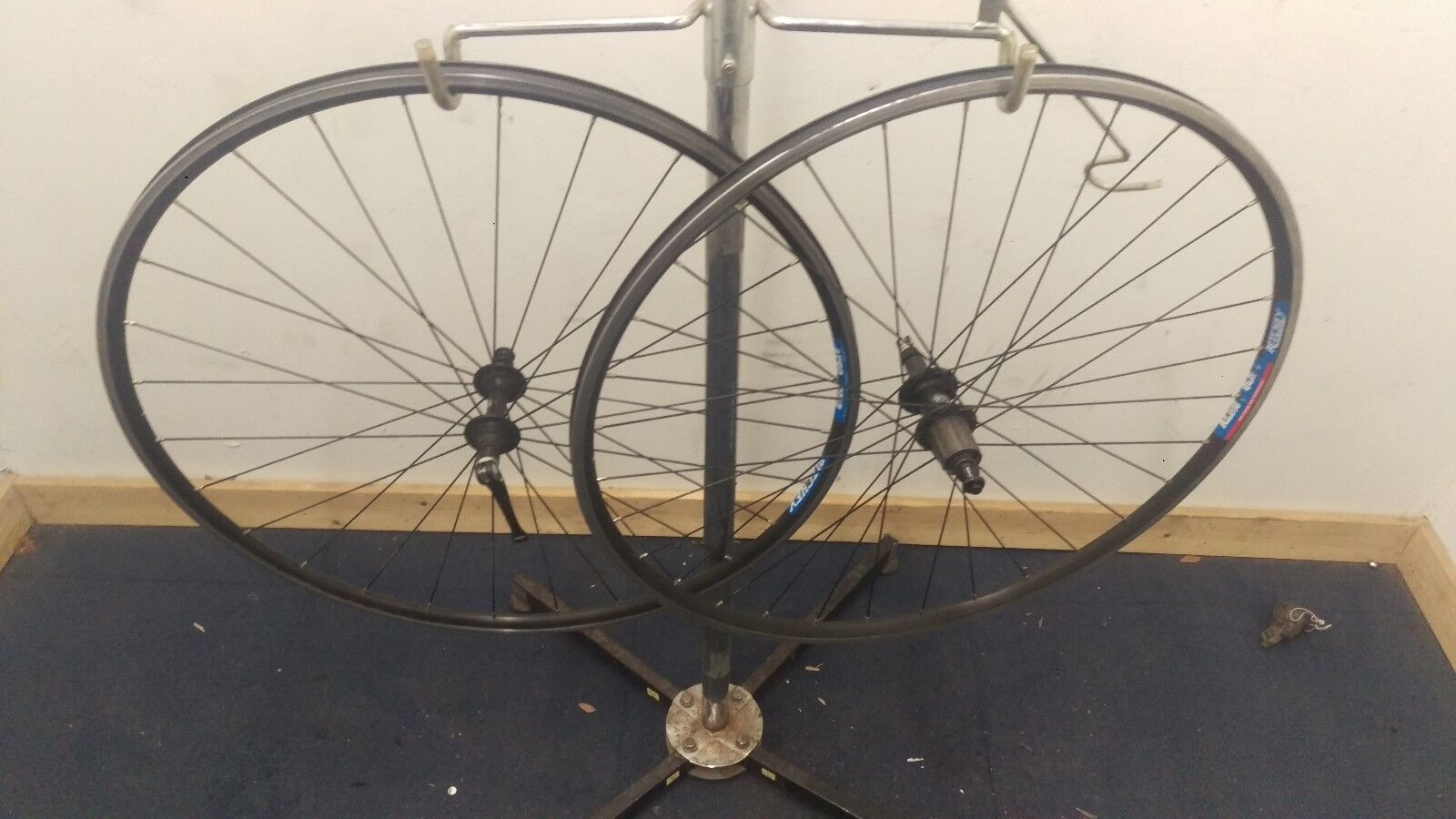 Ritchey OCR 700C road wheelset 8spd 130mm Aero OCR 28h 32h