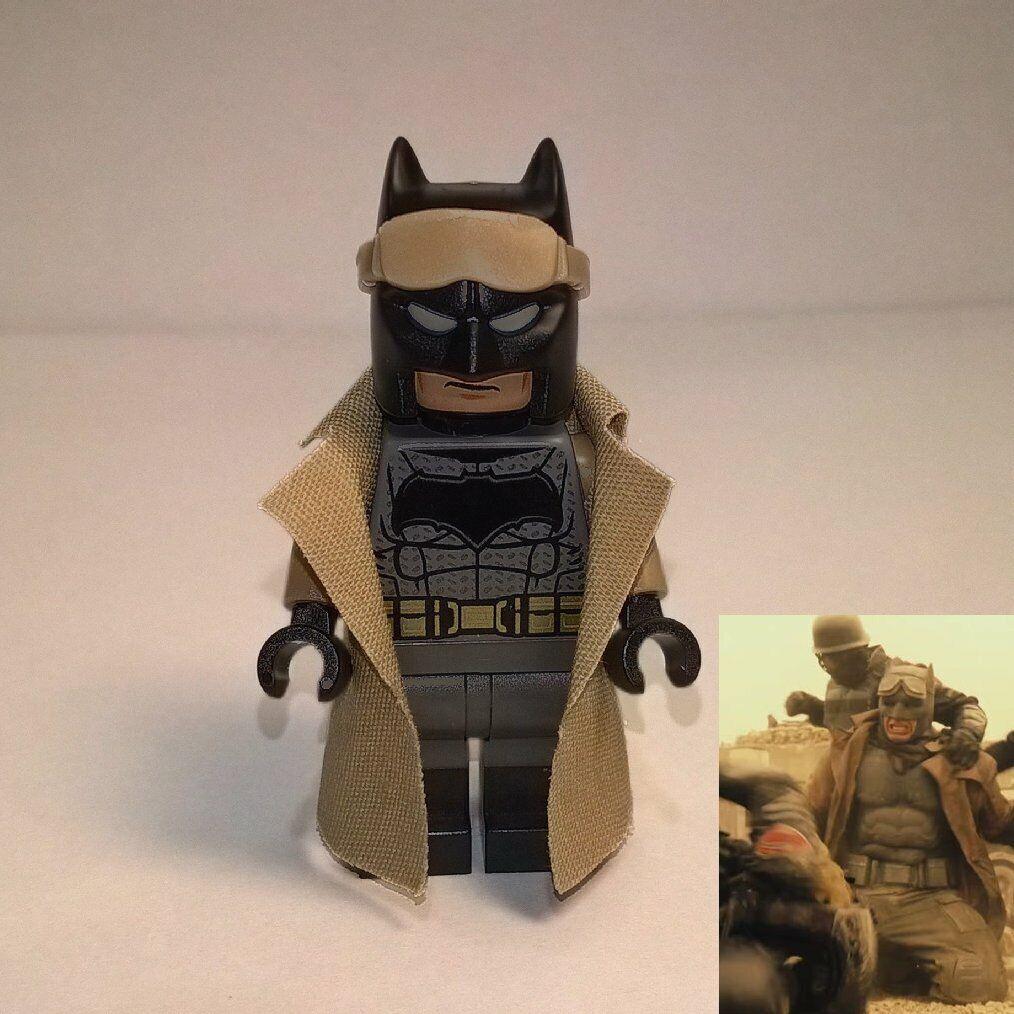Lego Batman Knightmare Eget Made Original Pieces