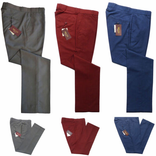 Relco Tonic Sta Press Trousers Two Tone Green Blue Burgundy Stay Pressed Mod Vtg