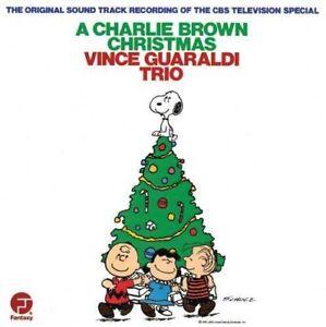 Vince Guaraldi A Charlie Brown Christmas New Vinyl Lp 180 Gram 888072035485 Ebay