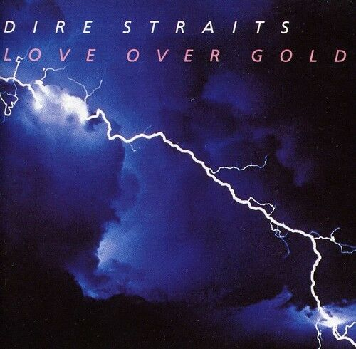 1 of 1 - Dire Straits - Love Over Gold [New CD] Holland - Import