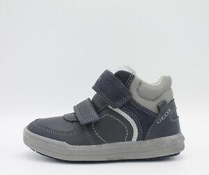 Caricamento dell immagine in corso GEOX -Scarpe-Junior-Bambino-Sneakers-alte-ARZACH-J844AB- f7ce88e1daa