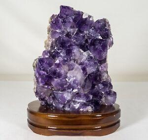 10Lbs-Amethyst-Crystal-Geode-Cluster-Quartz-Specimen-Brazil