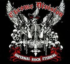 Infernal Rock Eternal by Chrome Division (CD, Jan-2014, Nuclear Blas