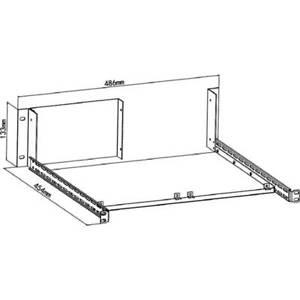 Kit-di-montaggiorigolrm-1-dp800opzione-per-montaggio-su-rack-da-19-pollici
