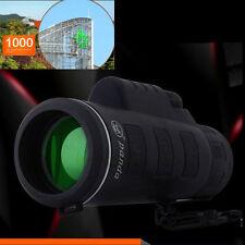 NEW Super High Power 40X60 Portable HD OPTICS Outdoor Travel Monocular Telescope