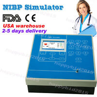 Contec Ms200 Nibp Simulator,multi-purpose Nibp Monitor 4.3'' Lcd Display