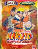 Naruto Cjc 1 Deck De 32 Cartes Serie 1