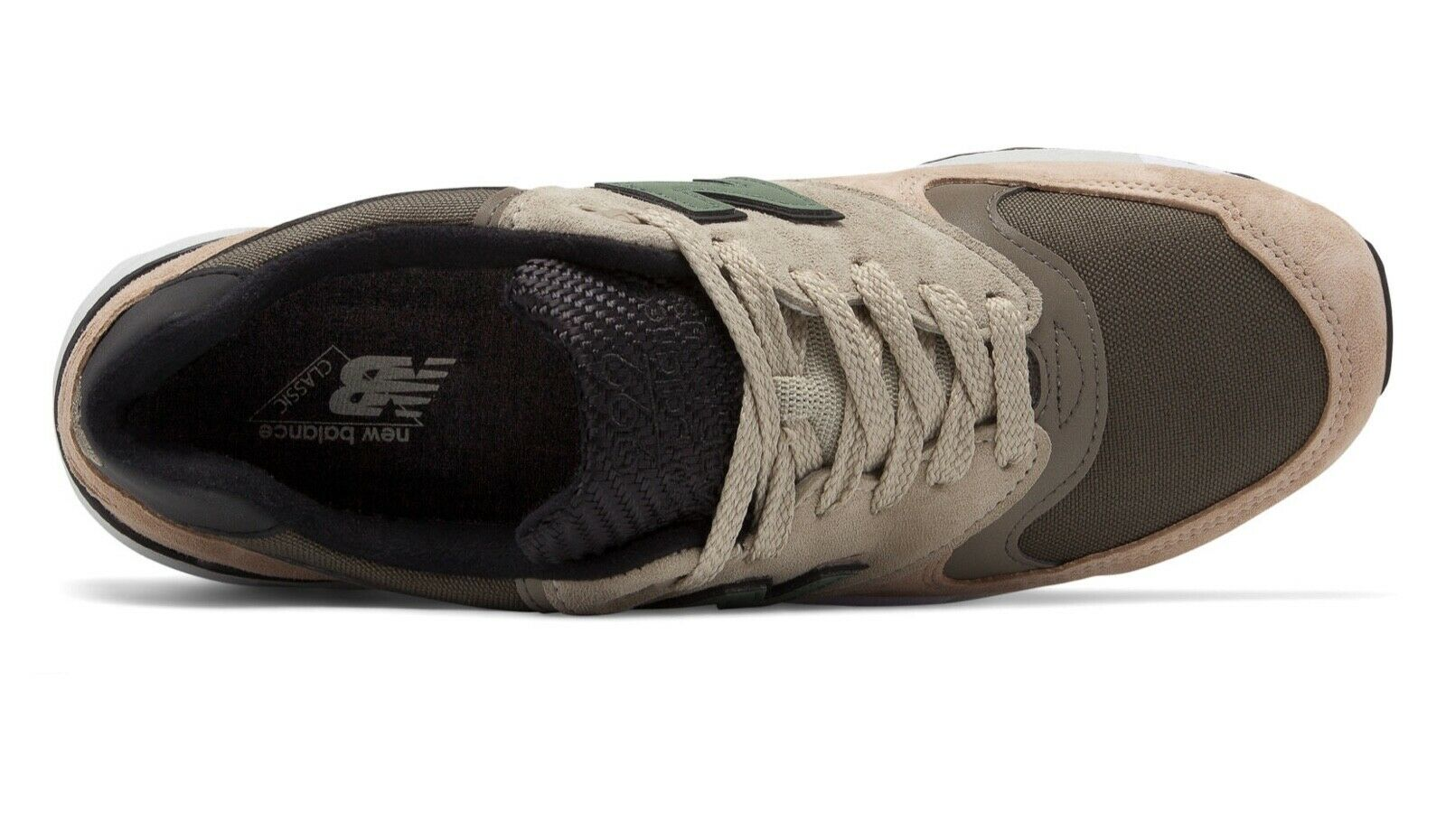 New Balance Men's  999 Made in USA USA USA Lifestyle shoes M999HCC Tan with Cogreen Green c4d73f