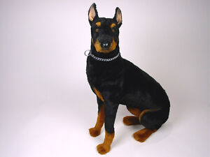 Image Is Loading Doberman Pinscher By Piutre Hand Made In Italy