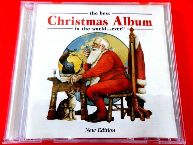 the best christmas album in the worldever 2 x cd exnm - Best Christmas Cd
