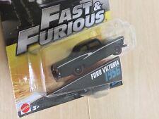 FCF35 MATTEL 1:55 FAST /& FURIOUS FORD VICTORIA F8 4//32 FCF39