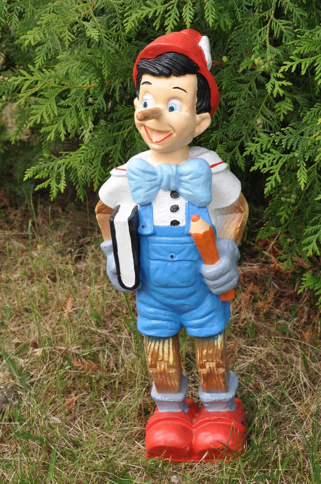 Pinokio, 50 cm groß, Gartendeko, DEKO