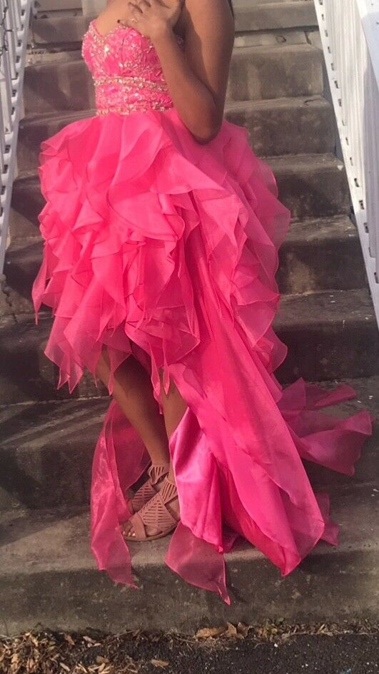 Prom formal quinceañera party Dress