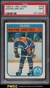 1982-O-Pee-Chee-Hockey-Wayne-Gretzky-106-PSA-9-MINT