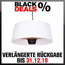 Heizstrahler Garten Terrassen Infrarot Heizung Deckenstrahler 1800W LED Lampe