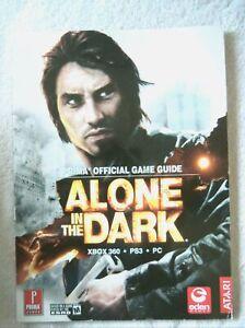 62359 Alone In The Dark Prima Official Game Guide
