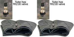 various colors 01a4d 6d153 Details about TWO New Tractor Tubes 13.6 14.9 15.5x38 (13.6x38,14.9x38,15.5x38  13.6R36 14.9R36