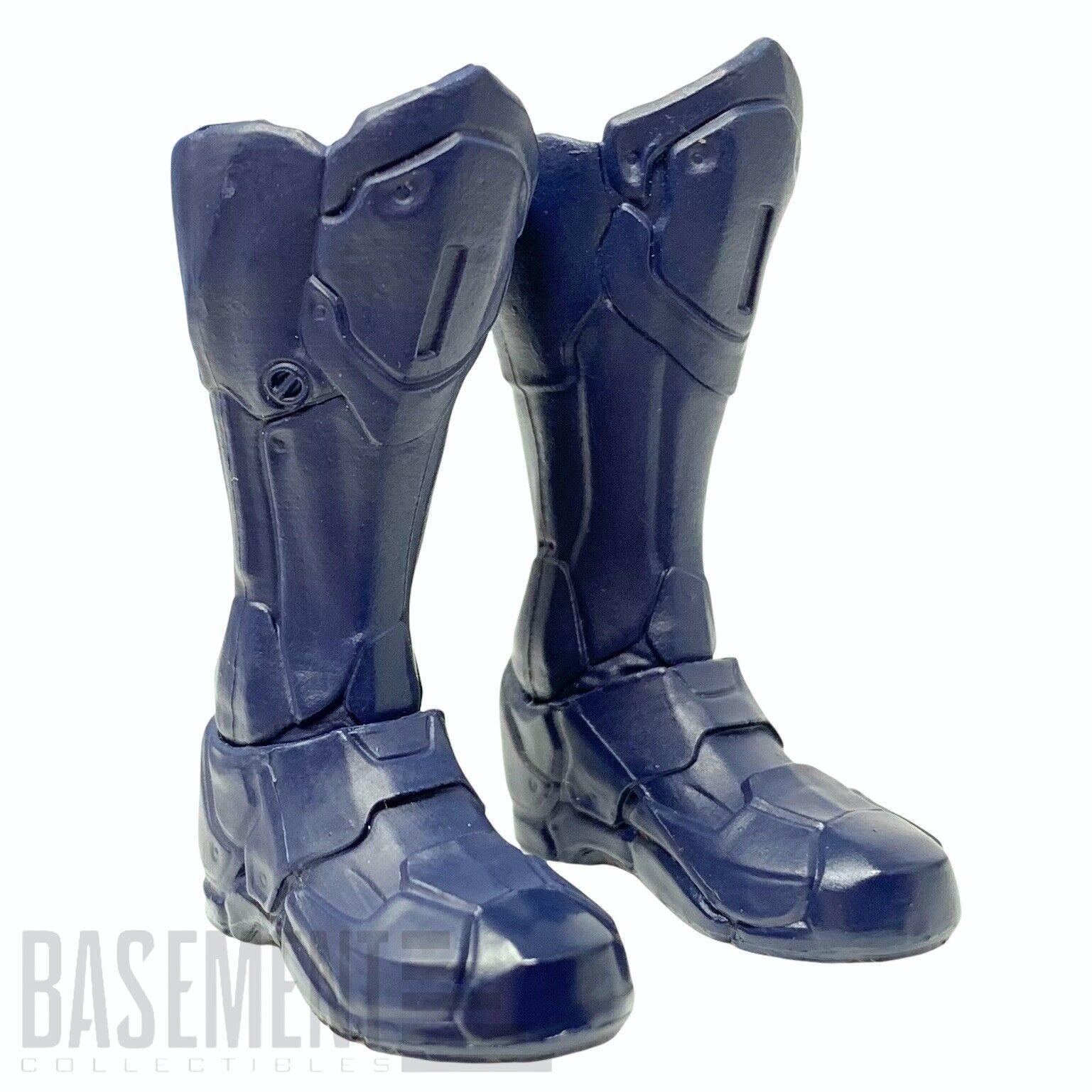 Mezco One:12 Batman: Sovereign Knight PX - Blue Tactical Boots ONLY DC Comics on eBay thumbnail
