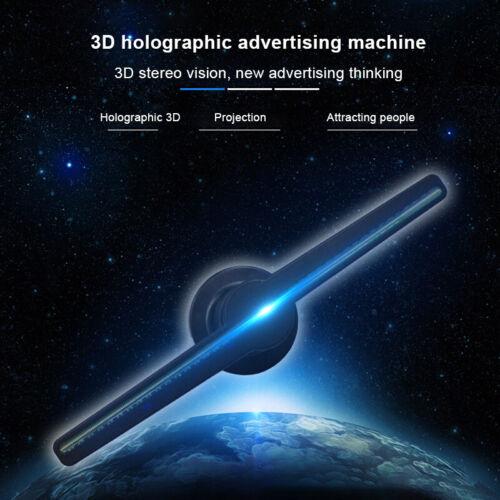 Wifi Version Advertising Hologram Display 3D Holographic Fan 3D LED Fan